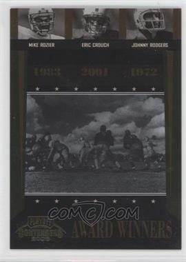 2006 Playoff Contenders [???] #AW-40 - Eric Crabtree, Johnny Rodgers /1000