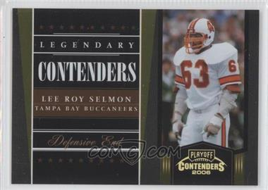 2006 Playoff Contenders [???] #LC-12 - Leroy Selmon /250