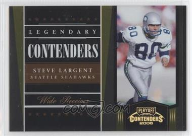 2006 Playoff Contenders [???] #LC-17 - Steve Largent /250