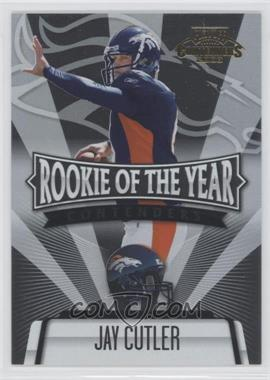 2006 Playoff Contenders [???] #ROY-6 - Jay Cutler /1000