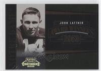 John Lattner /250