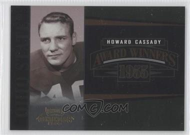 2006 Playoff Contenders Award Winners #AW-23 - Howard Cassady /1000