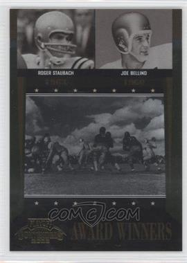 2006 Playoff Contenders Award Winners #AW-39 - Joe Bellino, Roger Staubach /1000