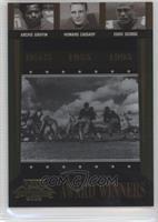 Archie Griffin, Eddie George, Howard Cassady /1000