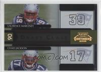 Laurence Maroney, Chad Jackson /250
