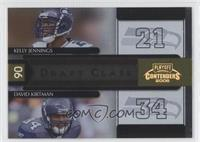 Kelly Jennings, David Kirtman /250