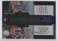 Jerome Harrison, Travis Wilson /1000