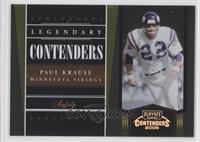 Paul Krause /250