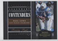 Paul Lowe /1000