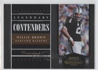 Willie Brown /1000
