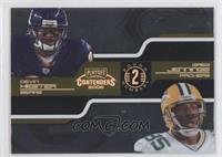 Anthony Fasano, Greg Jennings, Tony Scheffler, Devin Hester /250
