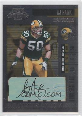2006 Playoff Contenders #139 - A.J. Hawk