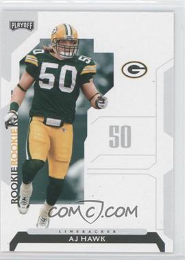 2006 Playoff NFL Playoffs - [Base] #82 - AJ Hawk