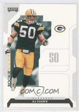 2006 Playoff NFL Playoffs #82 - AJ Hawk
