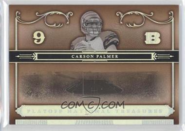 2006 Playoff National Treasures - [Base] #74 - Carson Palmer /125
