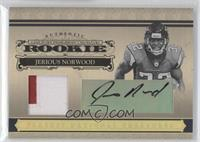 Jerious Norwood /25