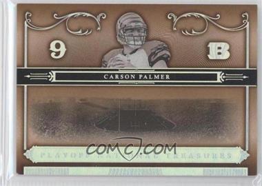 2006 Playoff National Treasures [???] #74 - Carson Palmer /125