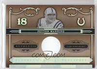 Peyton Manning /18