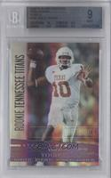Vince Young /75 [BGS 9]