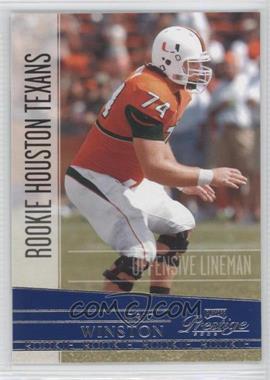 2006 Playoff Prestige - [Base] #189 - Eric Winston