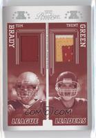 Tom Brady, Trent Green /25