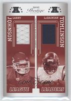 LaDainian Tomlinson, Larry Johnson /250