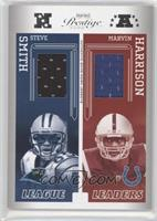 Larry Fitzgerald, Chris Chambers, Marvin Harrison, Steve Smith /250