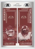 Larry Johnson, LaDainian Tomlinson