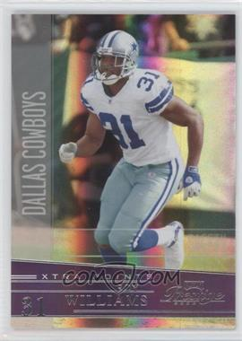 2006 Playoff Prestige Xtra Points Purple #44 - [Missing] /75