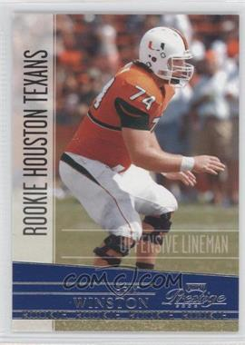 2006 Playoff Prestige #189 - Eric Winston