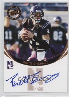 2006 Press Pass - Autographs - Bronze #BRBA - Brett Basanez