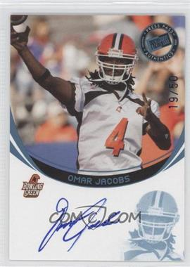 2006 Press Pass - Autographs - Platinum #OMJA - Omar Jacobs /50