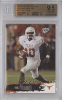 Vince Young /99 [BGS9.5]