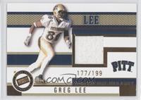 Greg Lee /199