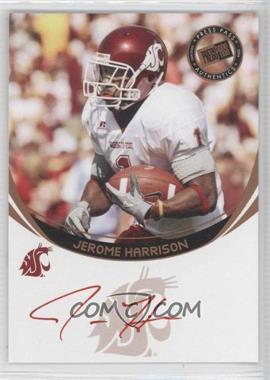 2006 Press Pass Autographs Bronze Red Ink #N/A - Jerome Harrison