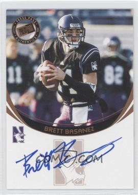 2006 Press Pass Autographs Bronze #BRBA - Brett Basanez