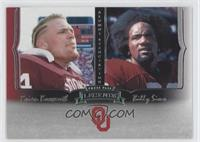 Brian Bosworth, Billy Sims