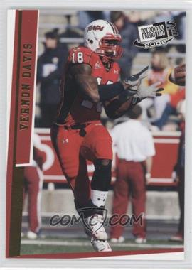 2006 Press Pass SE - [Base] - Gold #G7 - Vernon Davis