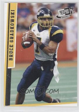 2006 Press Pass SE - [Base] #11 - Bruce Gradkowski