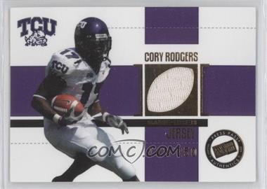 2006 Press Pass SE [???] #JC/CR - Cory Rodgers /250