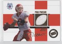 Paul Pinegar /250