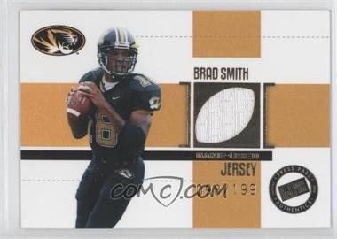 2006 Press Pass SE Game-Used Holofoil #JC/BS - Brad Smith /199