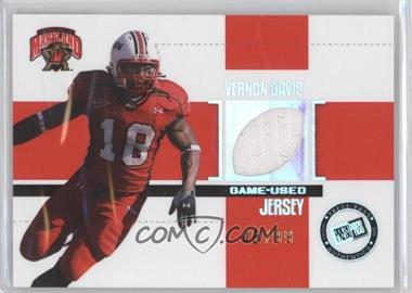 2006 Press Pass SE Game-Used Holofoil #JC/VD - Vernon Davis /99