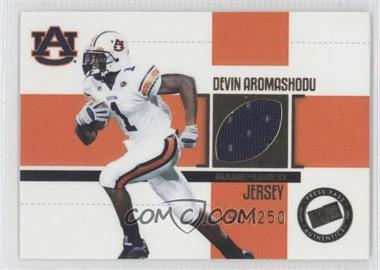 2006 Press Pass SE Game Used Jerseys Gold #JC/DA - Devin Aromashodu /250