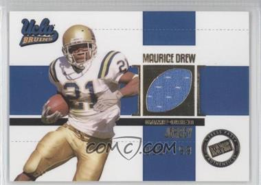 2006 Press Pass SE Game Used Jerseys Gold #JC/MD - Maurice Jones-Drew /199