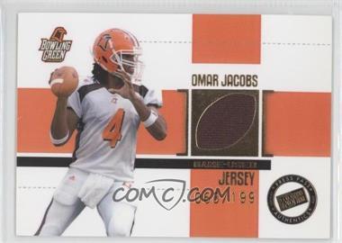 2006 Press Pass SE Game Used Jerseys Gold #JC/OJ - Omar Jacobs /199