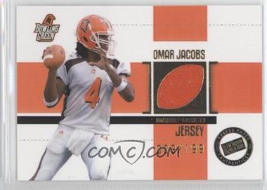 2006 Press Pass SE Game Used Jerseys Gold #JC/OJ - Omar Jacobs /199