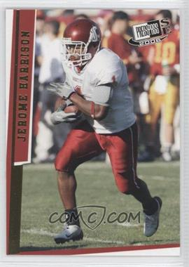 2006 Press Pass SE Gold #G14 - Jerome Harrison