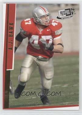 2006 Press Pass SE Gold #G15 - A.J. Hawk