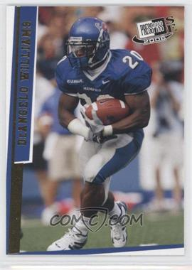 2006 Press Pass SE Gold #G37 - DeAngelo Williams